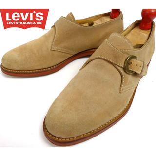 リーバイス(Levi's)のLEVI'S リーバイス スエード モンクストラップシューズ  25.5cm(その他)