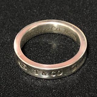 ティファニー(Tiffany & Co.)のTiffany&Co ティファニー  1837 7号 リング シルバー925(リング(指輪))
