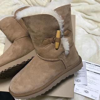 アグ(UGG)のUGG ショートブーツ 美品(ブーツ)
