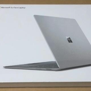 Microsoft - ★新品未開封★ マイクロソフト Surface Laptop プラチナ