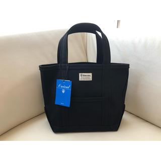 オーシバル(ORCIVAL)の新品◆ORCIVAL オーシバル バッグ S 黒 トートバッグ ブラック (トートバッグ)