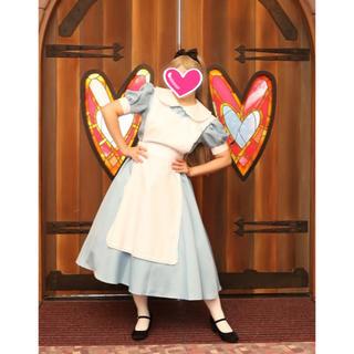 フシギノクニノアリス(ふしぎの国のアリス)の不思議の国のアリス コスチューム 衣装 Mサイズ(衣装)