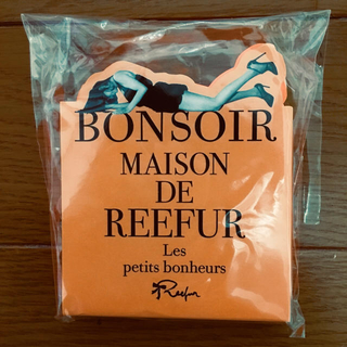 メゾンドリーファー(Maison de Reefur)のメゾンドリーファーのメモ 梨花(ノート/メモ帳/ふせん)