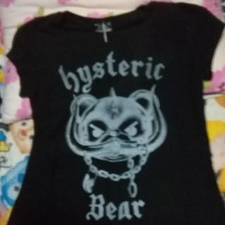 ヒステリックグラマー(HYSTERIC GLAMOUR)のヒステリックグラマーファックベアTシャツハードプリント(Tシャツ(半袖/袖なし))