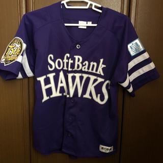 ソフトバンク(Softbank)の第75回のソフトバンクホークス 鷹の祭典 ユニフォーム サイズ L(応援グッズ)