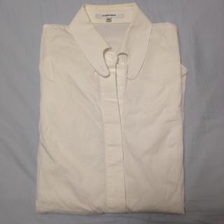カルヴェン(CARVEN)のCARVEN 白シャツ(シャツ/ブラウス(長袖/七分))