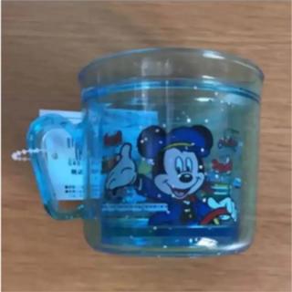 ミッキーマウス(ミッキーマウス)の新品  ディズニーリゾート限定  ミッキー プラコップ(弁当用品)