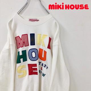 ミキハウス(mikihouse)のMIKIHOUSE ミキハウス スウェット トレーナー(スウェット)