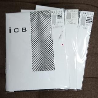 アイシービー(ICB)のiCB❤️ネットタイツ(網タイツ)(タイツ/ストッキング)