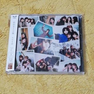 エヌエムビーフォーティーエイト(NMB48)のNMB48 初恋至上主義 (通常盤Type-C CD+DVD)(ポップス/ロック(邦楽))