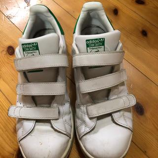 アディダス(adidas)のアディダス スタンスミス 24.5 グリーン(スニーカー)