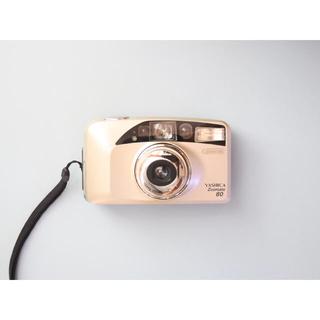 キョウセラ(京セラ)の完動美品 KYOCERA YASHICA Zoomate 80(フィルムカメラ)