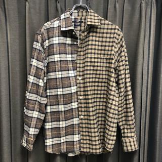 シップス(SHIPS)の【1日着用】SHIPS シップス クレイジーパターン チェック ネルシャツ(シャツ)
