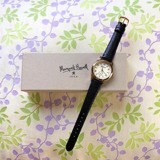マーガレットハウエル(MARGARET HOWELL)のMargaret Howell  ⑲  腕時計・稼動品✨(腕時計)