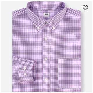 ユニクロ(UNIQLO)の未使用☆UNIQLOブロードチェックシャツ(シャツ)