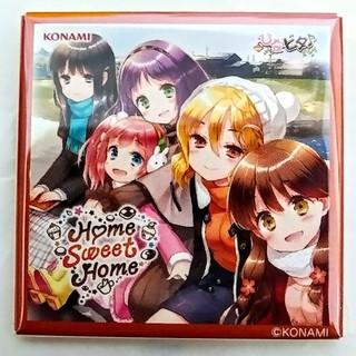 コナミ(KONAMI)の※完売!! 鳥取 倉吉 限定 販売【ひなビタ♪】CDジャケット 缶バッジ(キャラクターグッズ)