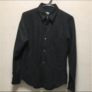 コムデギャルソン(COMME des GARCONS)のシャツ コムデギャルソン ウール素材(シャツ/ブラウス(長袖/七分))