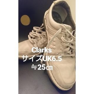 クラークス(Clarks)のClarks タウンシューズ(デッキシューズ)