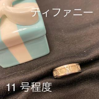 ティファニー(Tiffany & Co.)のティファニー アトラス リング (リング(指輪))