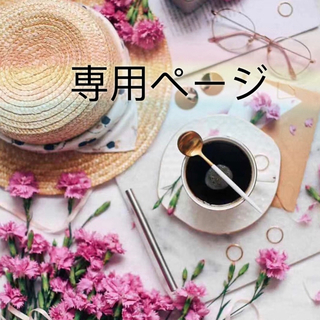 pink様 専用ページ(その他)