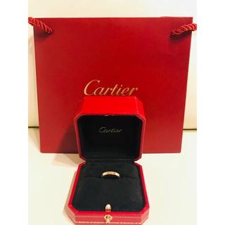 カルティエ(Cartier)のカルティエ ラニエール 18k #47(リング(指輪))