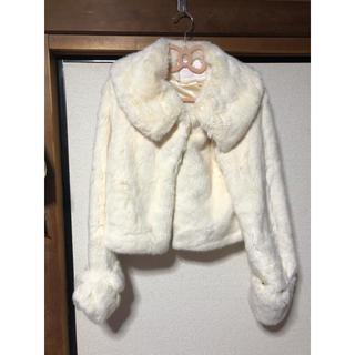 リズリサ(LIZ LISA)のLIZLISA ファーコート(毛皮/ファーコート)