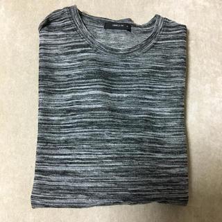 コムサイズム(COMME CA ISM)のCOMME CA ISM コムサ イズム メンズ ロンティー(Tシャツ/カットソー(七分/長袖))