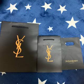 イヴサンローランボーテ(Yves Saint Laurent Beaute)のYves saint Laurent  紙袋(ショップ袋)