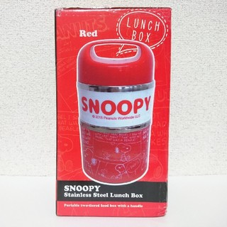 ピーナッツ(PEANUTS)のSNOOPY ランチボックス(弁当用品)