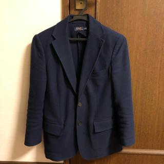 ポロラルフローレン(POLO RALPH LAUREN)の数回使用 ポロラルフローレン ジャケット 紺(テーラードジャケット)