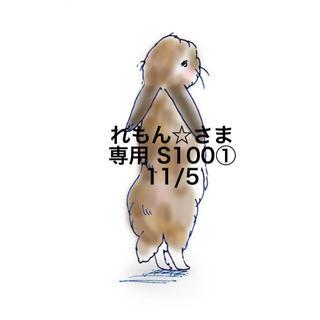スヌーピー(SNOOPY)の★11/5のみ★れもん☆さま専用ページS100①(その他)