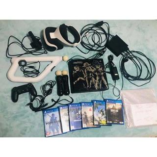 PlayStation VR - PS4 VR セット playstation4