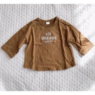フタフタ(futafuta)のテータテート トップス (Tシャツ)