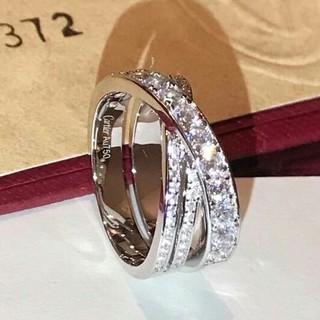 カルティエ(Cartier)のCartier 超美品 リング レディース 新品 個性 ファッション(リング(指輪))