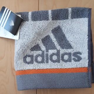 アディダス(adidas)のアディダス タオルハンカチ(ハンカチ/ポケットチーフ)