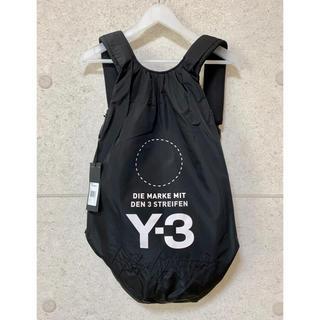 ワイスリー(Y-3)の【新品】Y-3 ロゴ バックパック ヨウジヤマモト yohji筆記体ロゴ(バッグパック/リュック)