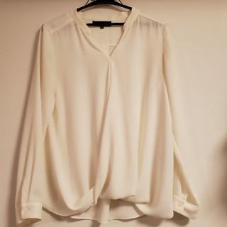 アンタイトル(UNTITLED)のUNTITLED とろみシャツ(シャツ/ブラウス(長袖/七分))