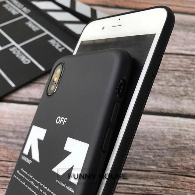 OFF-WHITE - off-white iPhoneケースの通販