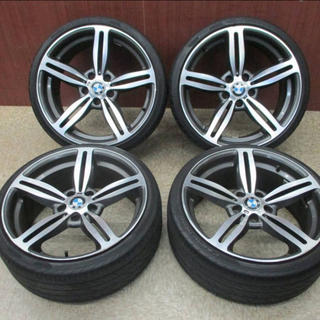 ビーエムダブリュー(BMW)のBMW5シリーズ 純正19インチ タイヤホイールセット(タイヤ・ホイールセット)