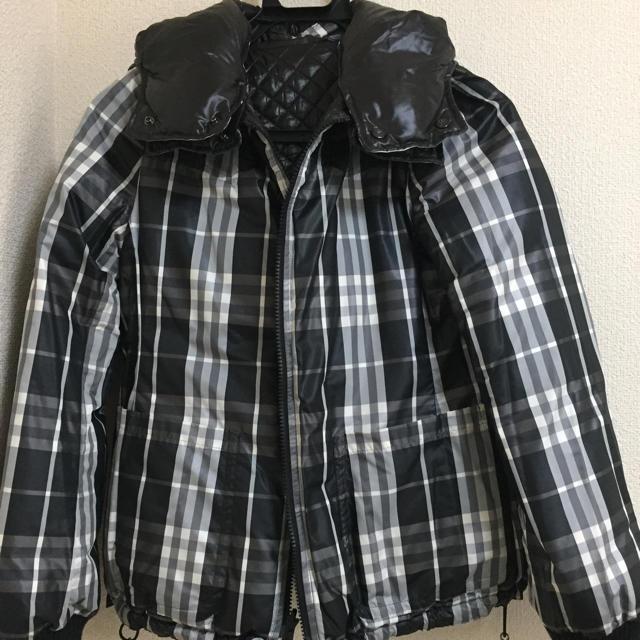 BURBERRY BLUE LABEL(バーバリーブルーレーベル)のダウンジャケット 美品 レディースのジャケット/アウター(ダウンジャケット)の商品写真