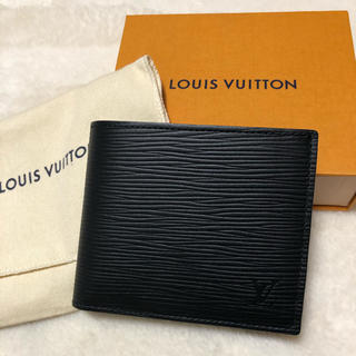 ルイヴィトン(LOUIS VUITTON)のルイヴィトン ポルトフォイユ マルコ 二つ折り財布(折り財布)