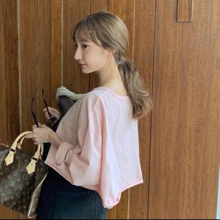 TODAYFUL - louren  長袖 tシャツ