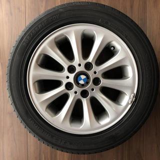 ビーエムダブリュー(BMW)のBMW 1シリーズ 純正タイヤホイールセット(タイヤ・ホイールセット)