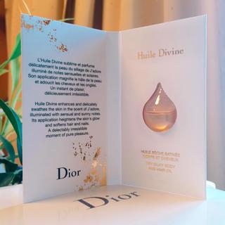 ディオール(Dior)のディオール ジャドール ボディ & ヘア オイル(ボディオイル)