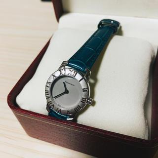 Tiffany & Co. - tiffany atlas silvar 時計
