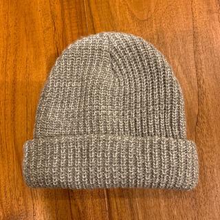 UNITED ARROWS - ユナイテッドアローズ ニット帽 グレー