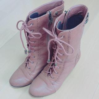アクシーズファム(axes femme)のaxes ブーツ(ブーツ)