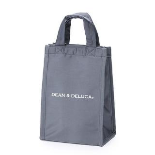 DEAN & DELUCA - 【グレー・Sサイズ】 DEAN&DELUCA クーラーバッグ ゆうパケット発送