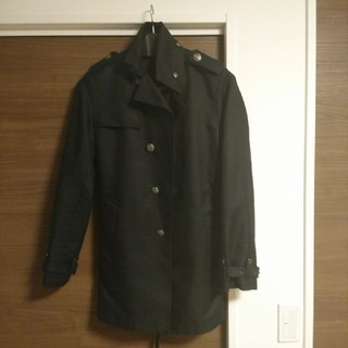 semantic design - メンズ ロングジャケット コート 紳士服