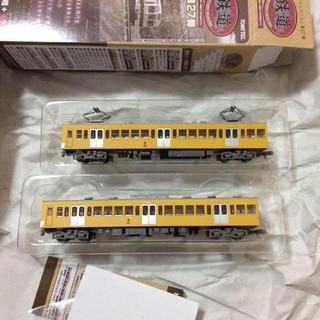 トミー(TOMMY)の西武 401系 クモハ428+クモハ427 鉄道コレクション 第27弾(鉄道模型)